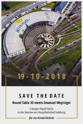 Save The Date RT30 meets Weyringer